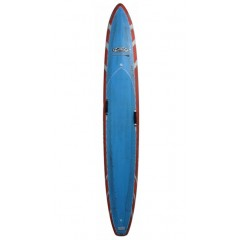 RACE 12'6 - OCEAN - Pintura Carbono com INNEGRA - Modelo: PAULO DOS REIS