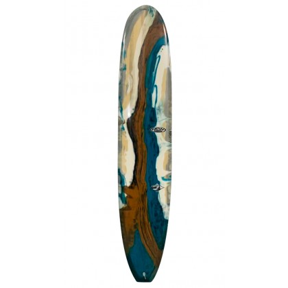 Longboard Super Log 9'6'' 3 LONGARINAS - Cód: 1098